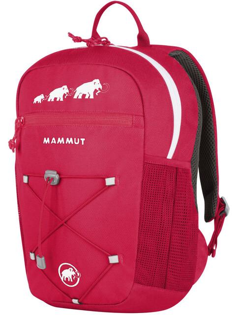 Mammut First Zip - Sac à dos Enfant - 8l rouge